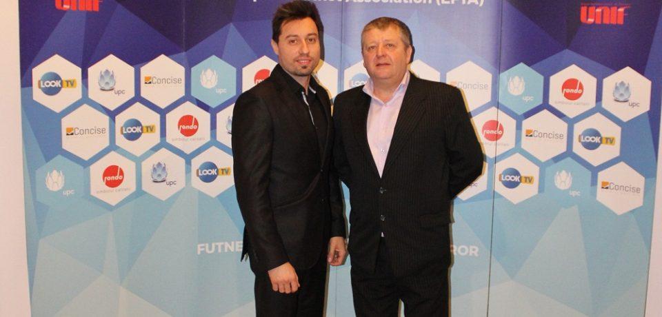 Bihorenii au fost premiaţi la Gala Futnetului Românesc. Evenimentul s-a desfasurat la Cluj-Napoca