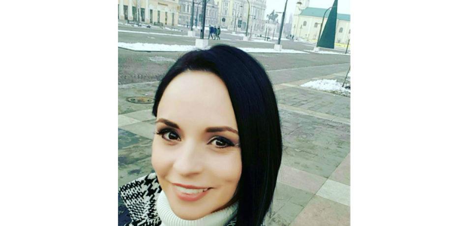 Andreea Marin a fost in weekend la Oradea. VIDEO