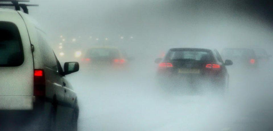 ANM: Cod galben de ceață și vizibilitate redusă în Bihor