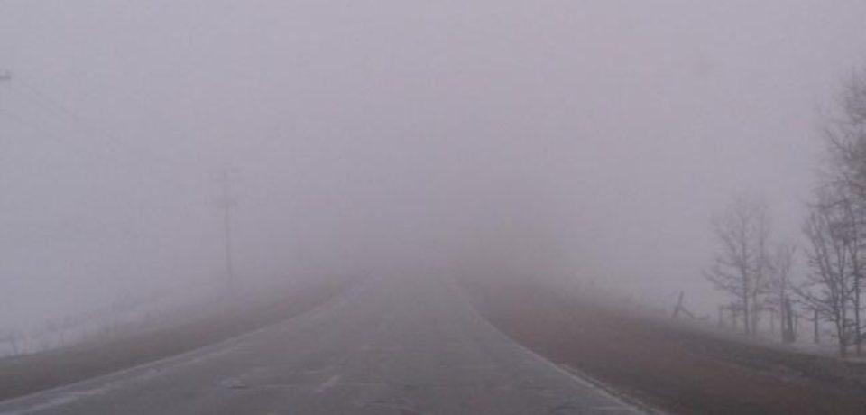 ANM-ul a emis cod galben de ceaţă pentru mai multe judeţe din ţară, în această dimineaţă. Si Bihorul e afectat