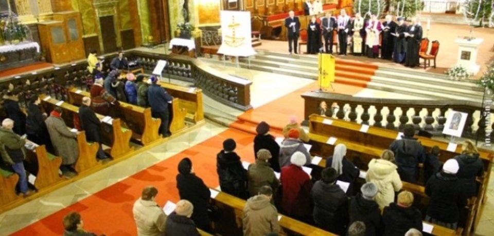 Săptămâna de rugăciune pentru unitatea creştinilor e in desfasurare la Oradea