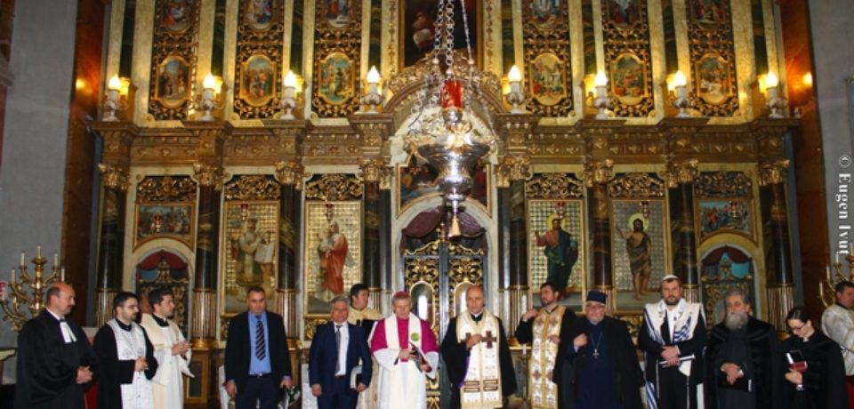Octava de rugăciune s-a incheiat, colecta facuta ajunge la Caminul din Dumbrava