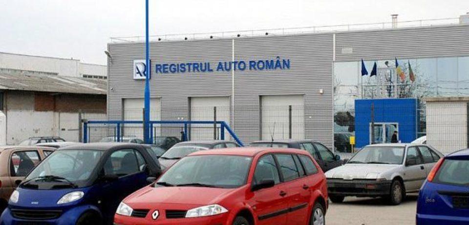 Programul Registrului Auto Roman in perioada 23-27 ianuarie. Comunicat