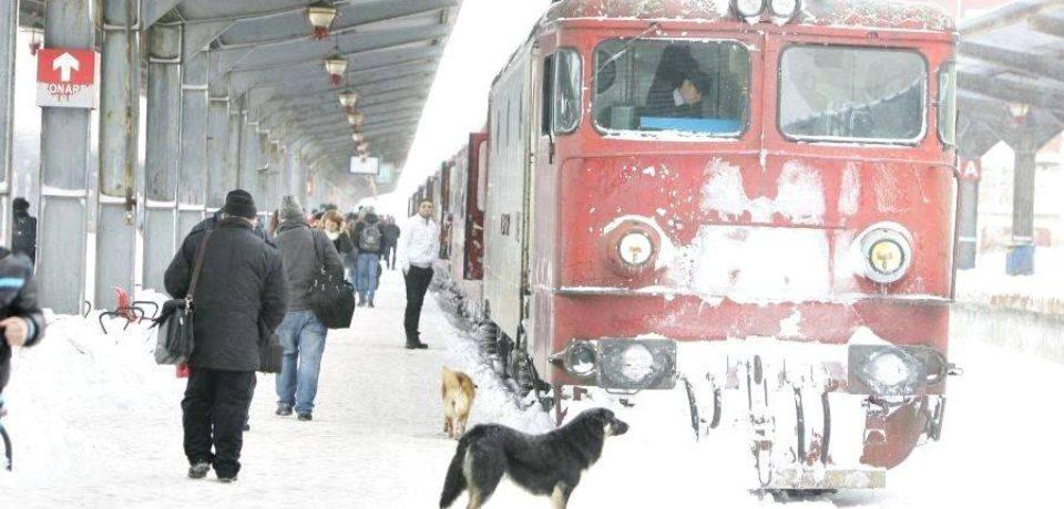 Anunţ de ultimă oră! Mai multe trenuri au fost anulate