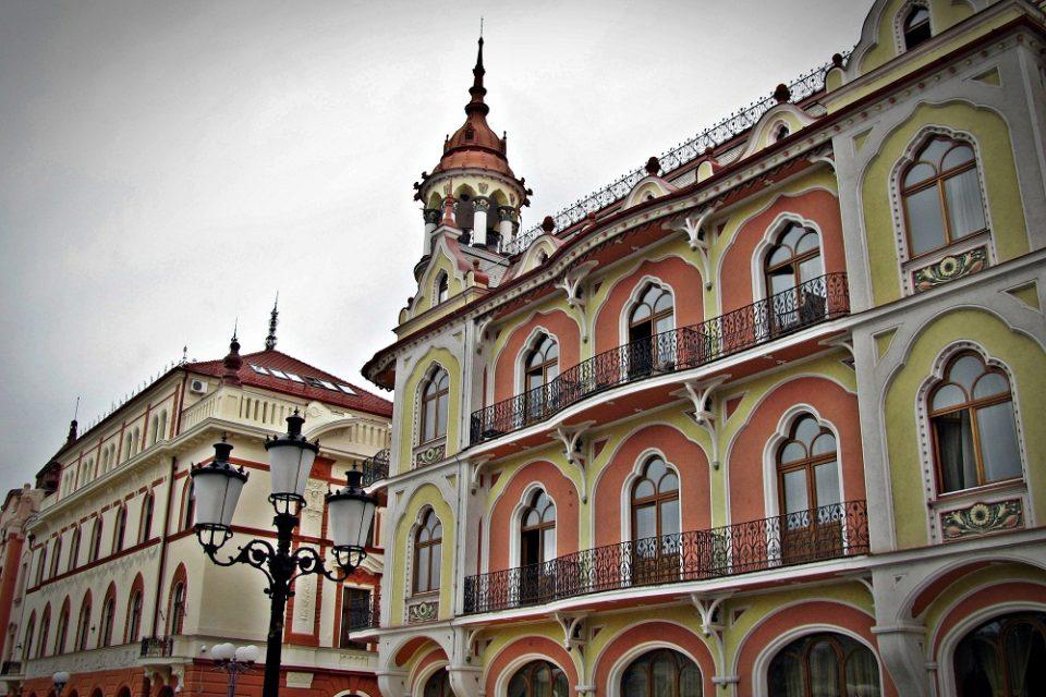 Dezvoltarea turismului de patrimoniu, parte a turismului cultural e in atentia edililor oradeni.VIDEO