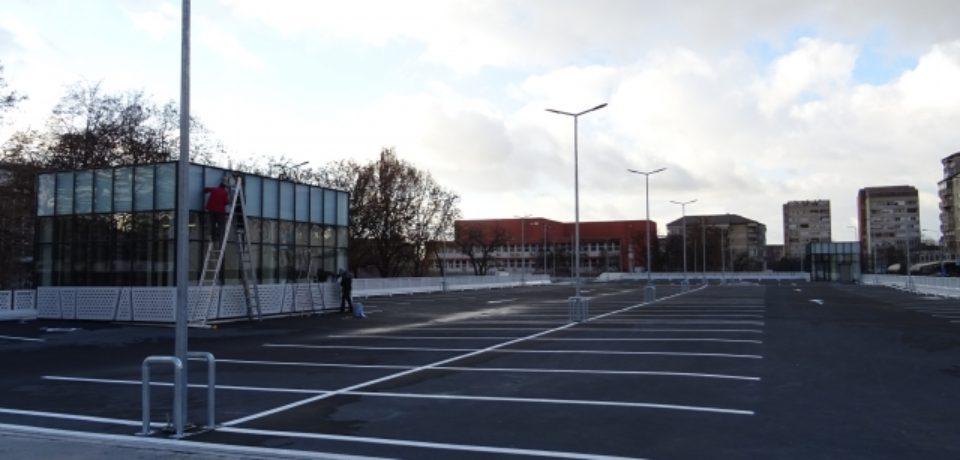 De la 1 martie, la parcarea pe două nivele din Rogerius se percepe taxă. Comunicat PMO