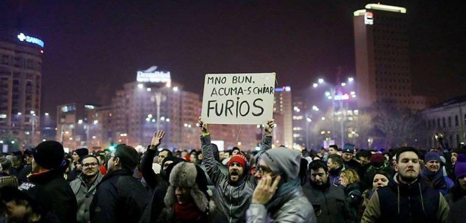 Duminica seara, Oradea civica face scut în jurul justiției