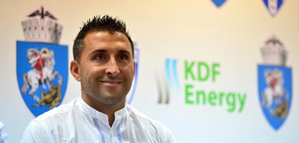 Zeno Bundea va investi in fotbalul juvenil oradean. E fondatorul Clubului Zenit