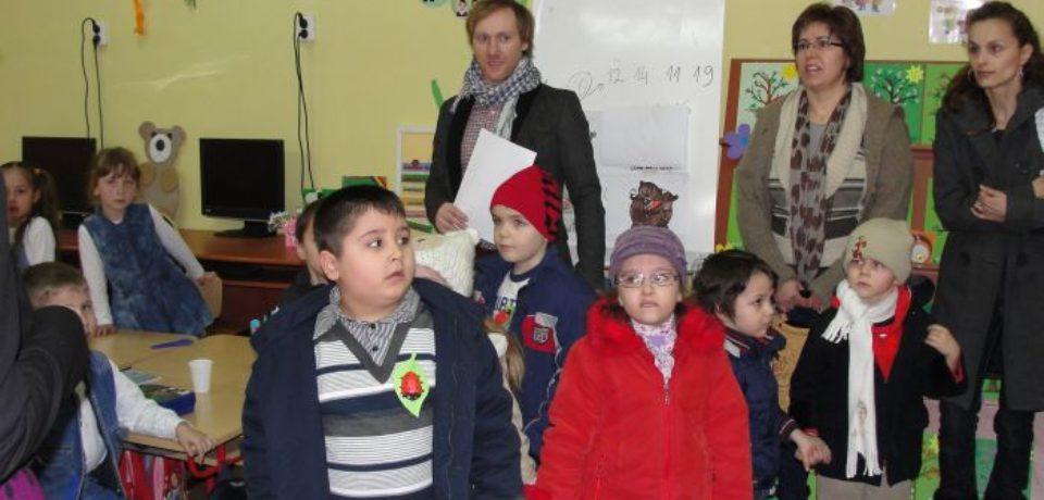 """""""Ziua porților deschise"""" in unitatile de invatamant din Bihor"""