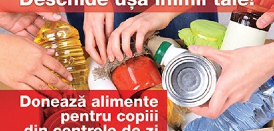 Asociația Caritas Eparhial Oradea organizează și în acest an Colecta de alimente de Paști