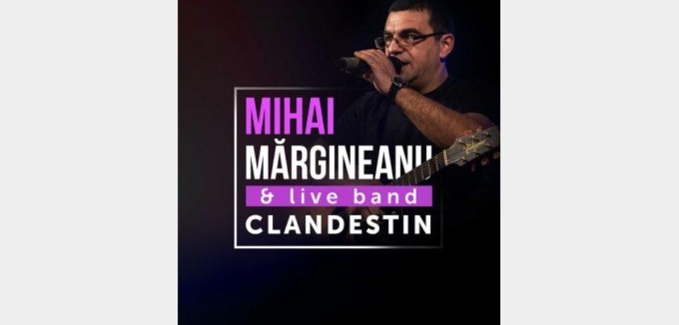 Mihai Mărgineanu, alaturi de cel mai noncomformist Band, concerteaza la Oradea