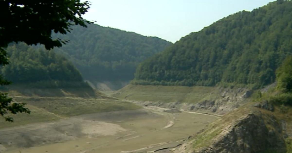 Stadiul lucrarilor la Barajul Lesu. Cand va fi umplut lacul