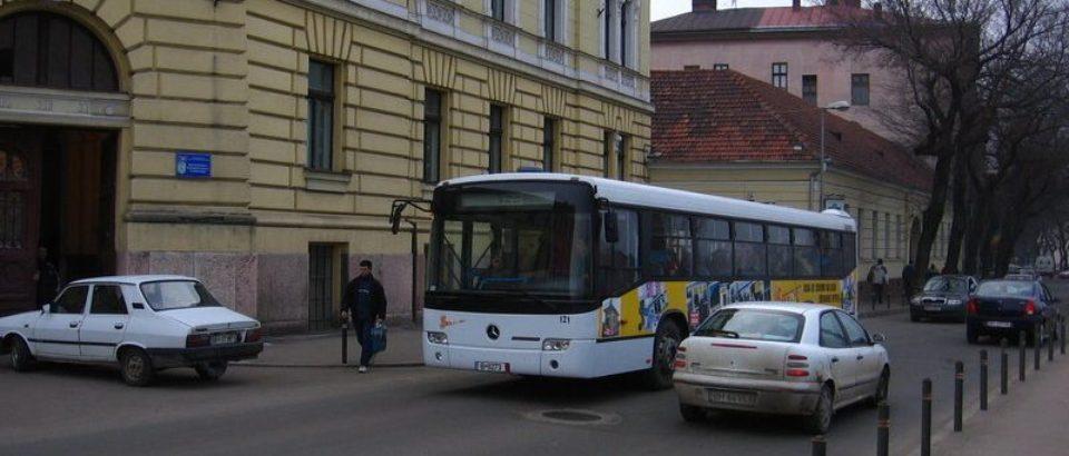 Circulatia mijloacelor de transport in comun in minivacanta de 1 Mai
