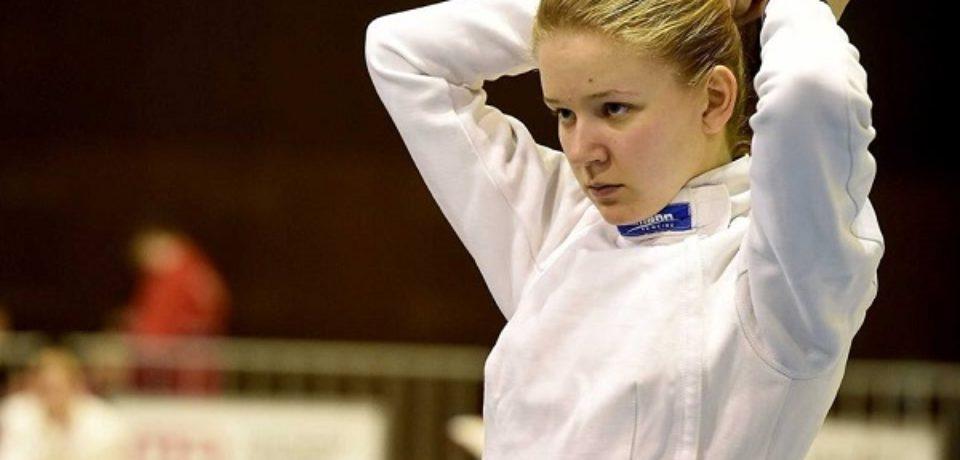 Bianca Benea participă la etapa de Cupa Mondiala de Spadă pentru Junioare de la Burgos