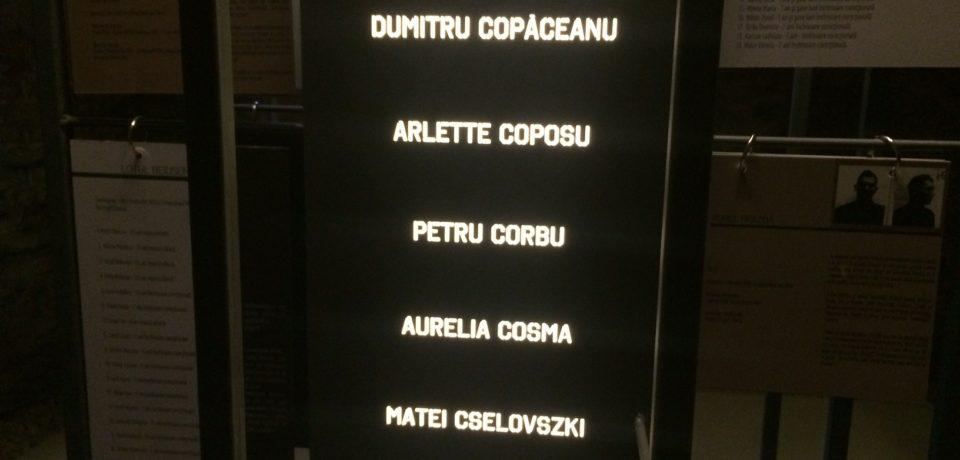 Un reper identitar pentru suferinta celor care au trecut prin inchisorile comuniste se afla in Cetatea Oradea si nu trebuie mutat! VIDEO