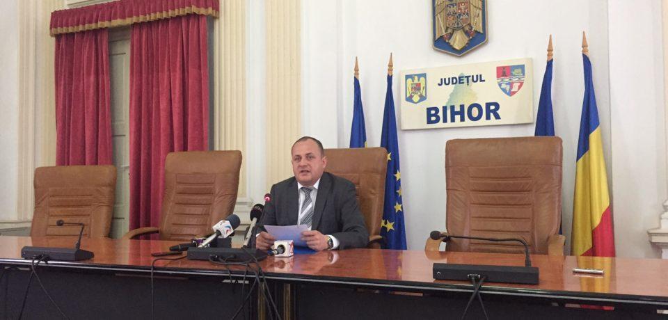 Vicepreședintele CJ, Traian Bodea, vrea să scoată artiștii în stradă – VIDEO