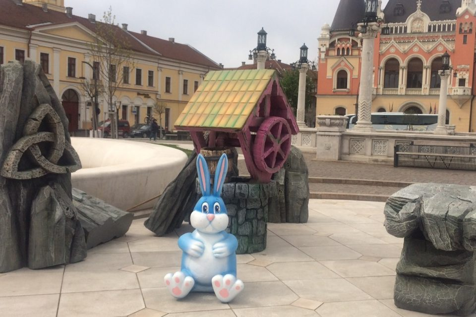 S-a dat startul primei ediții a Târgului de Paște din Oradea. Video