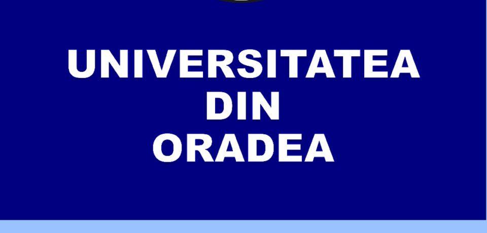 """""""Saptamana Stiintifica"""" a Universitatii oradene a ajuns la editia cu numarul 28"""