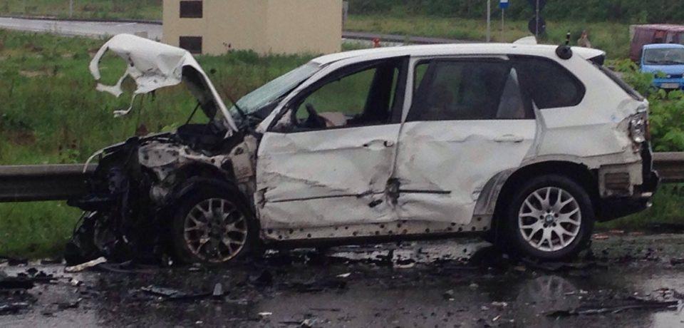 Accidentul de pe centura Oradea. Care sunt cauzele tragediei. Victima este o tanara soferita din Ineu