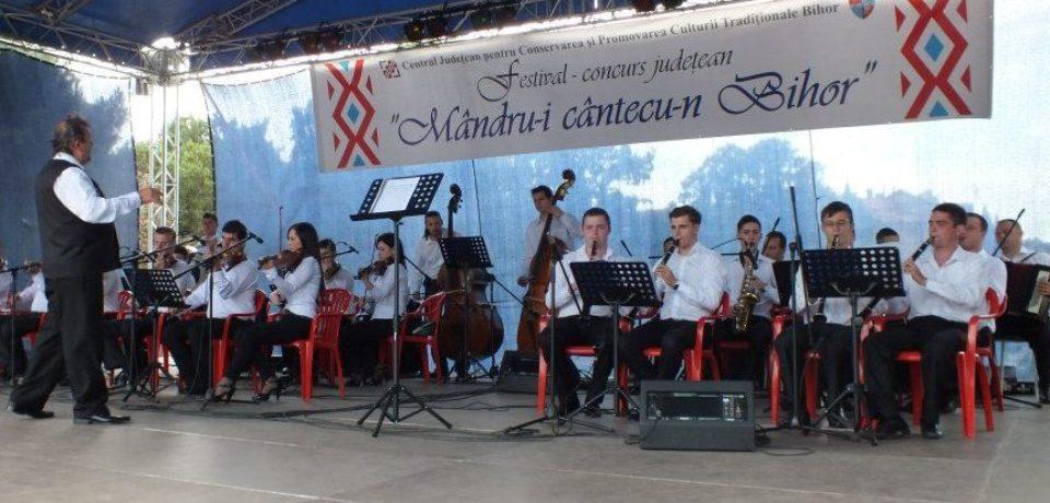"Preselectie pentru Festivalul-concurs ""Mandru-i cantecu'n Bihor"" editia a XXXX-a"