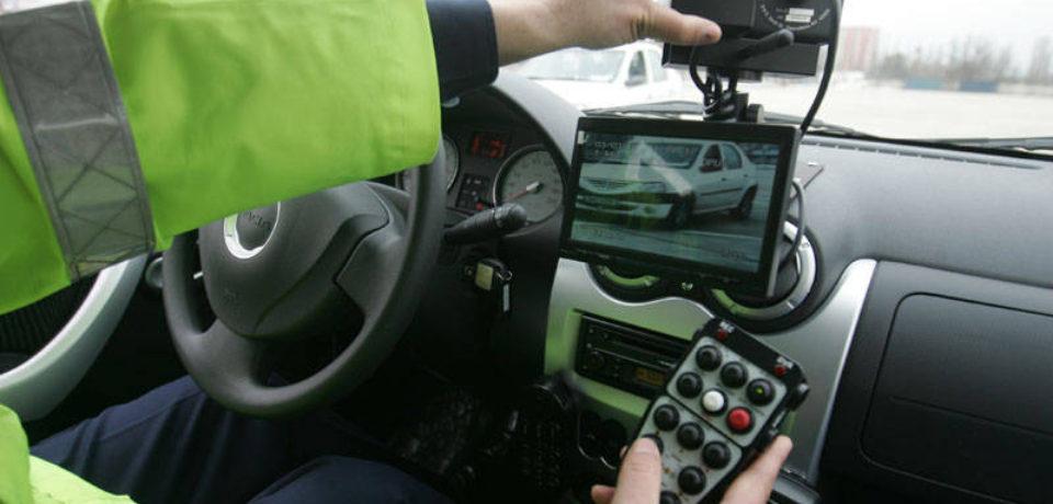 259 de conducători auto au depășit limitele legale de viteză, la sfârșit de săptămână