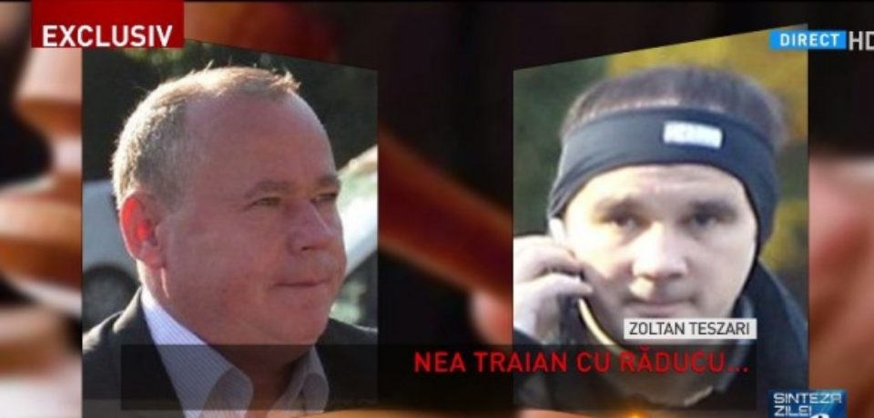Scandal: Antena 3 a difuzat inregistrari cu Zoltan Teszari care ar  vorbi despre o intalnire cu Traian Basescu. Fostul presedinte neaga