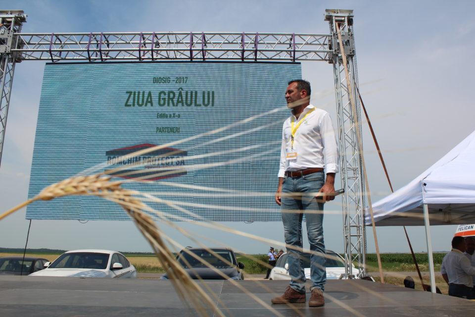 Peste 500 de fermieri au participat la Ziua Grâului – VIDEO