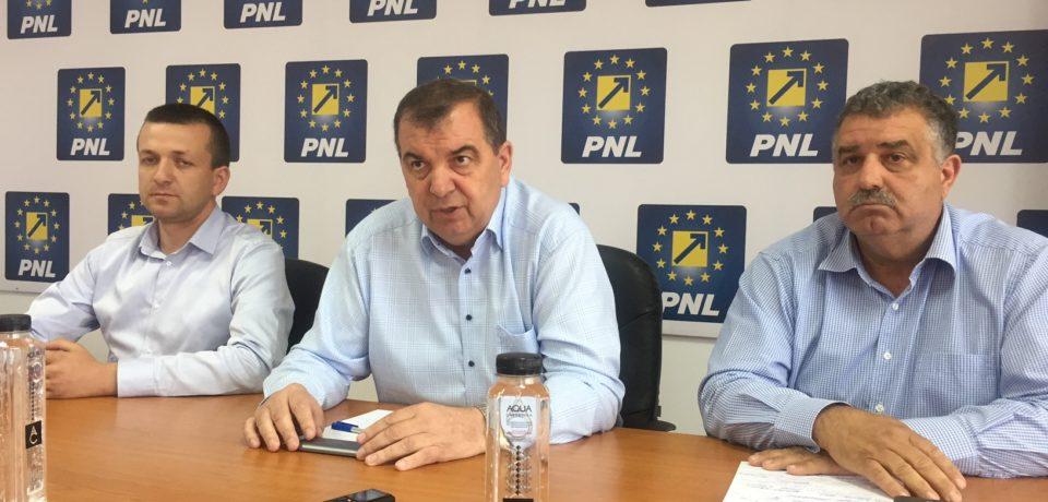 Liberalii bihoreni îl sprijină pe Ludovic Orban – VIDEO