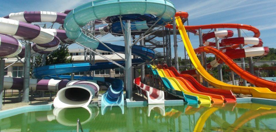 Nu răspundem de copiii nesupravegheați în aquapark! E avertismentul ADP Oradea