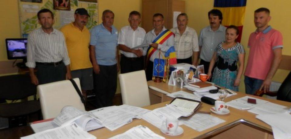 Gepiu, prima localitate din Bihor, cu extrase CF acordate gratuit cetățenilor