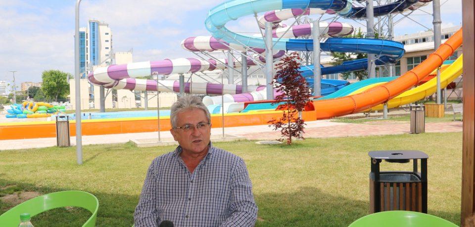 Biletele de trei ore au fost eliminate in weekend, la Aquaparkul oradean