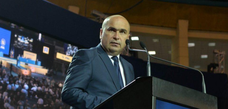 Ilie Bolojan a fost ales prim-vicepreședinte al Partidului Național Liberal