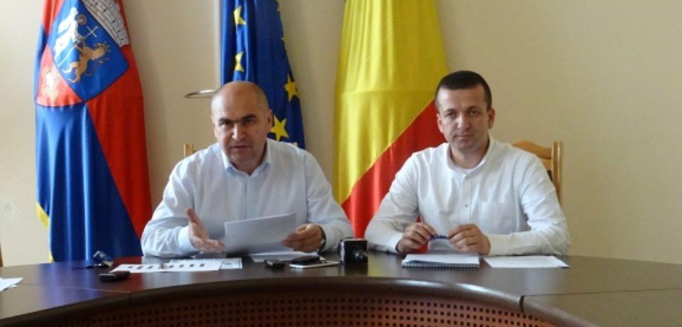 Ilie Bolojan: Miza principală a planului de dezvoltare este prosperitatea municipiului Oradea