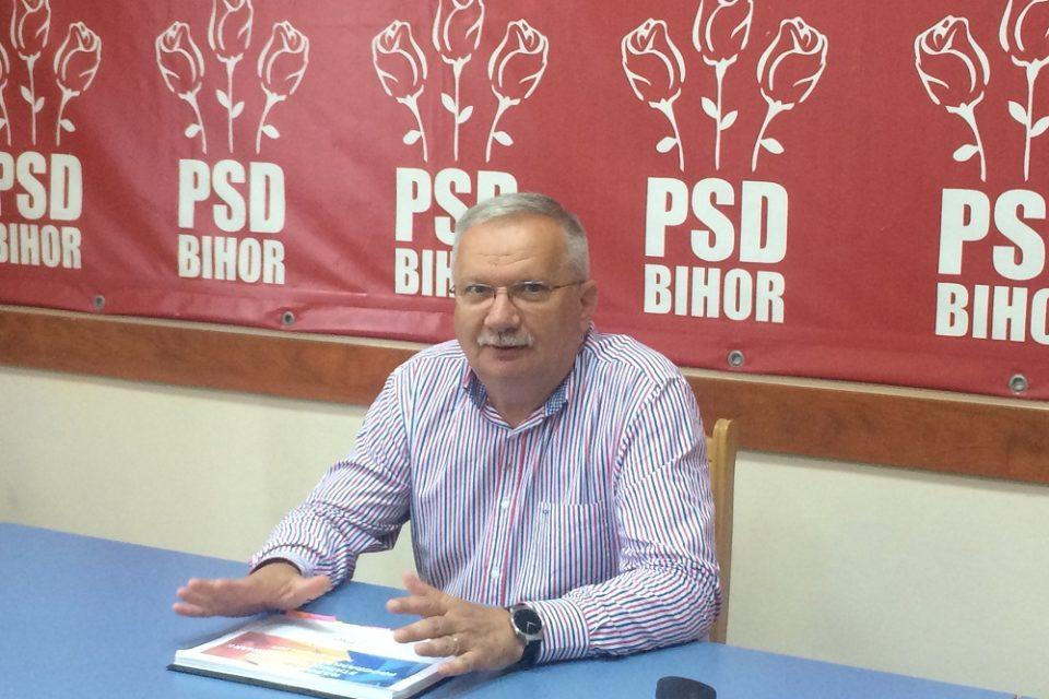 Romania nu are, astazi, un Guvern. E declaratia liderului PSD Bihor, Ioan Mang – VIDEO