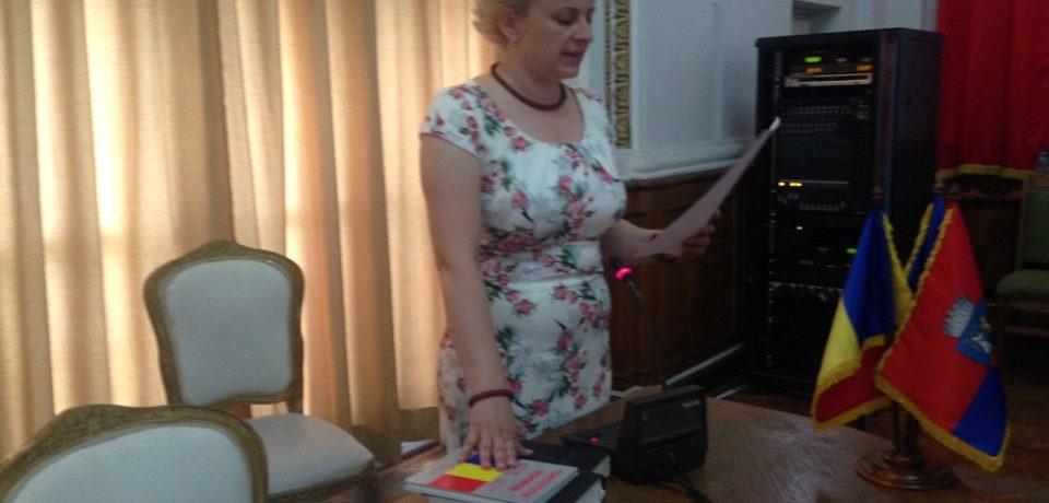 Nou ales de la UDMR in legislativul municipiului Oradea
