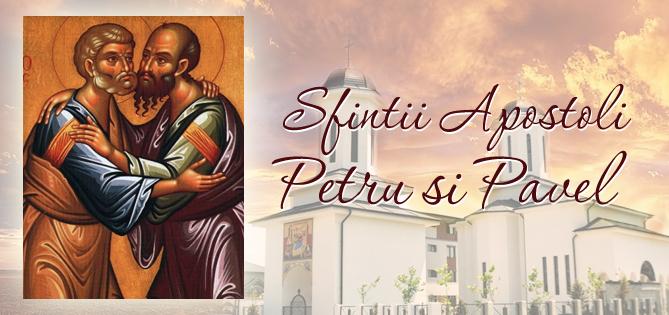 Ce este postul Sfintilor Apostoli Petru si Pavel. Cum ...  |Sf. Petru Si Pavel