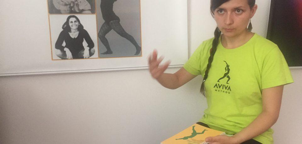 Gimnastica AVIVA: cum ne putem influența ciclul menstrual – VIDEO