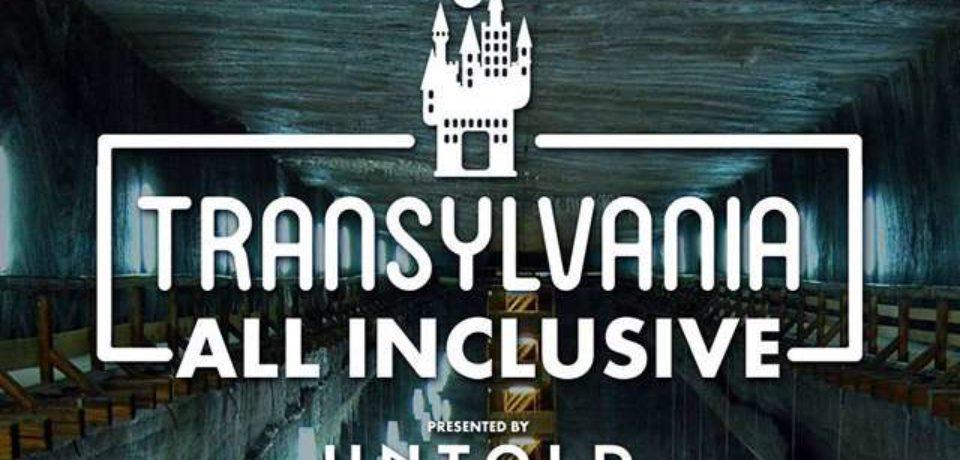 UNTOLD continua campania Transilvania All Inclusive. Oradea a figurat anul trecut in platforma