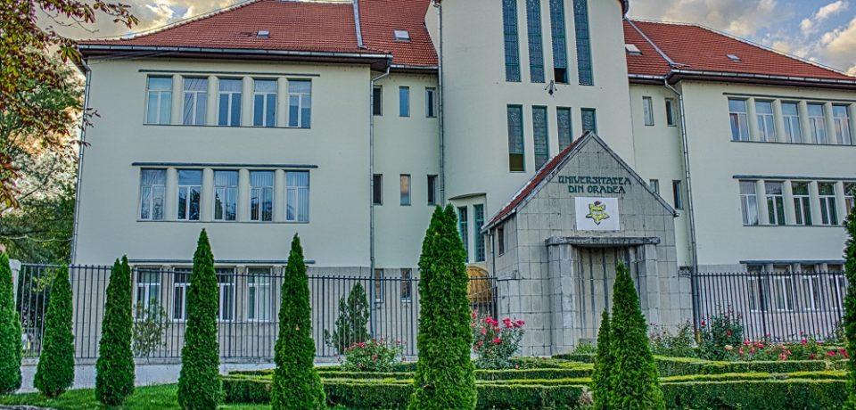 Săptămâna Științifică a Universității din Oradea – Ediția XXX–a. Comunicat