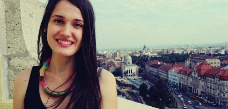 Romania va fi reprezentata, vineri, la ONU de o tanara din Oradea