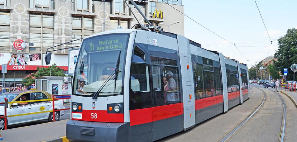 Cum vor circula autobuzele si tramvaiele OTL in ziua de Sfanta Maria