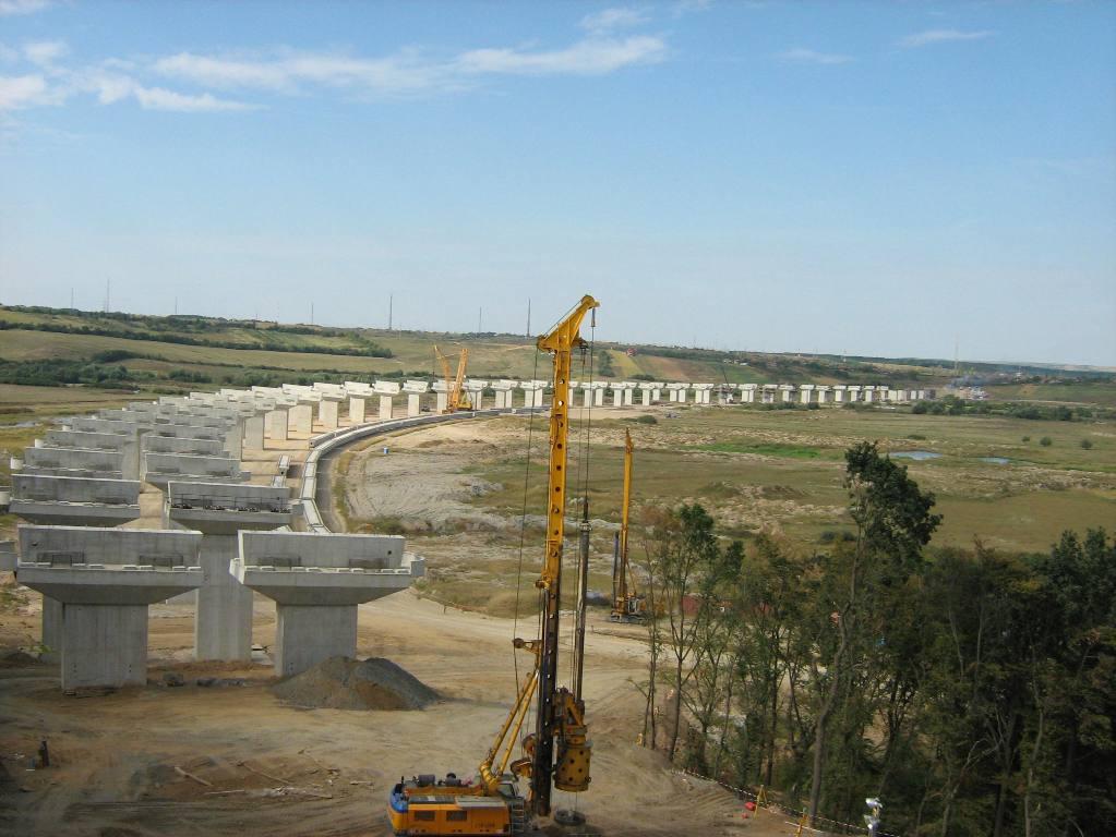 Un nou blocaj la Autostrada Transilvania. Instanta obliga CNAIR să reevalueze ofertele pentru 28 km intre Suplacu de Barcău-Borș