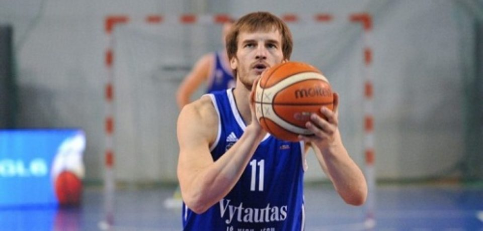 Arturas Valeika continuă alături de CSM CSU Oradea