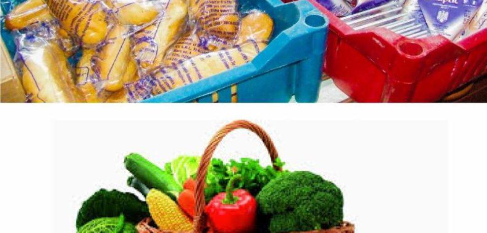 Se schimba iar meniul din scoli. Vor fi incluse si fructe si legume