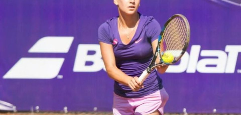Irina Bara a acces in sferturile de finala ale turneului ITF de la Saint-Malo