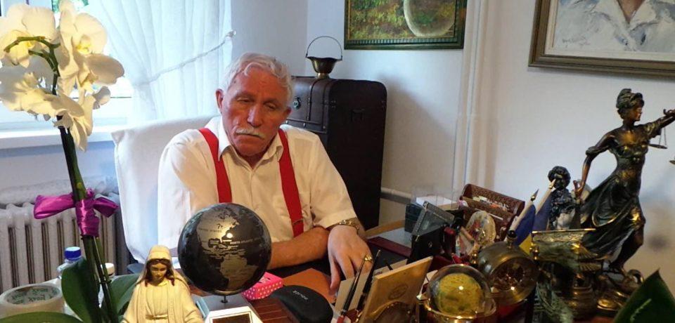 """Mihai Pitura: """"In noi salasluieste vindecarea"""". Sfaturile celebrului terapeut pentru a fi sanatosi"""