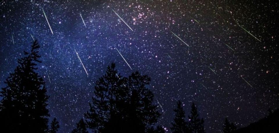 Ploaie de stele căzătoare pe care nu trebuie să o ratați!