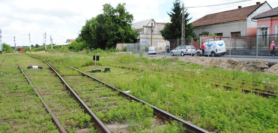 Lucrarile la drumul expres se reiau pe tronsonul din zona Statiei CFR Oradea