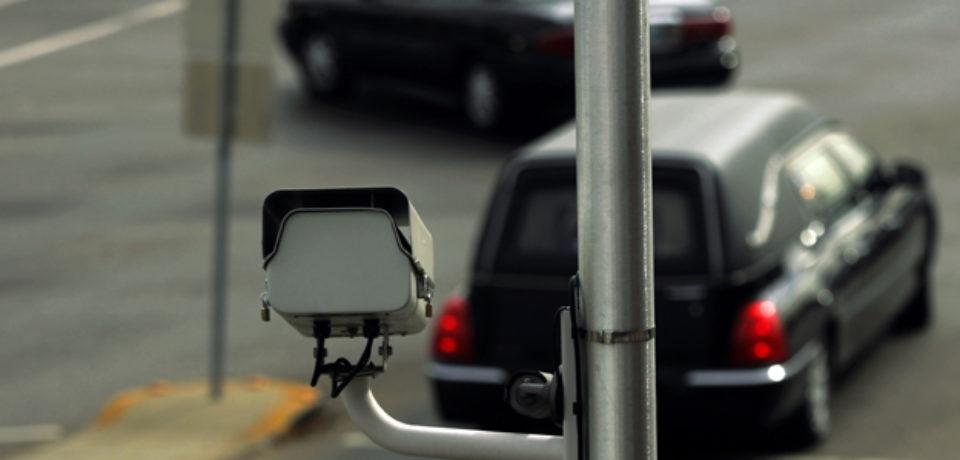 108 sancțiuni au fost aplicate pentru depăşirea limitelor legale de viteză, la sfârșit de săptămână
