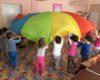 """""""Vacanta mea e un curcubeu"""" , dar al membrilor Rotary Club 1113, Oradea pentru 200 de prescolari"""